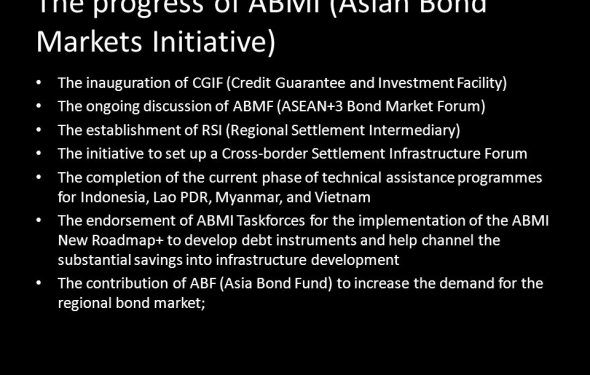 ASEAN Financial Cooperation: Thailand Perspective - ppt download