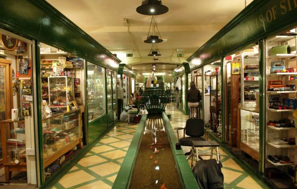 Grays Antique Market & Grays in the Mews | Attractions in Mayfair